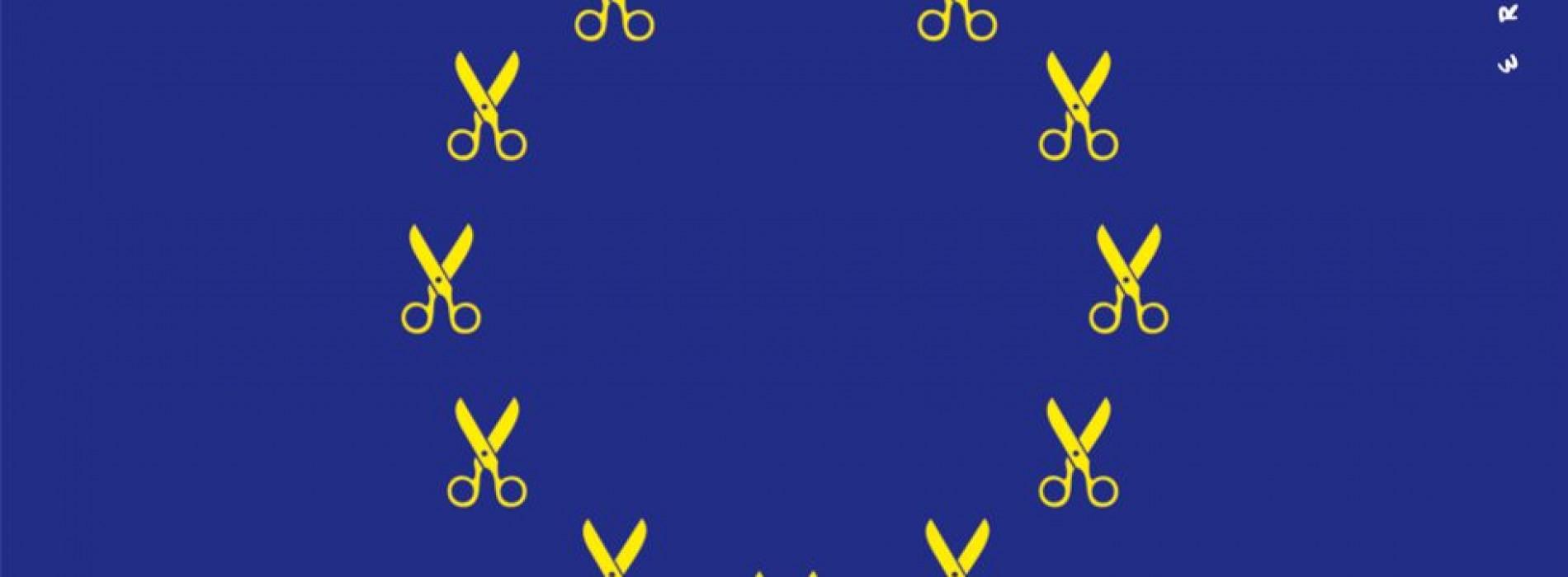 Eurolandia reducida a cenizas