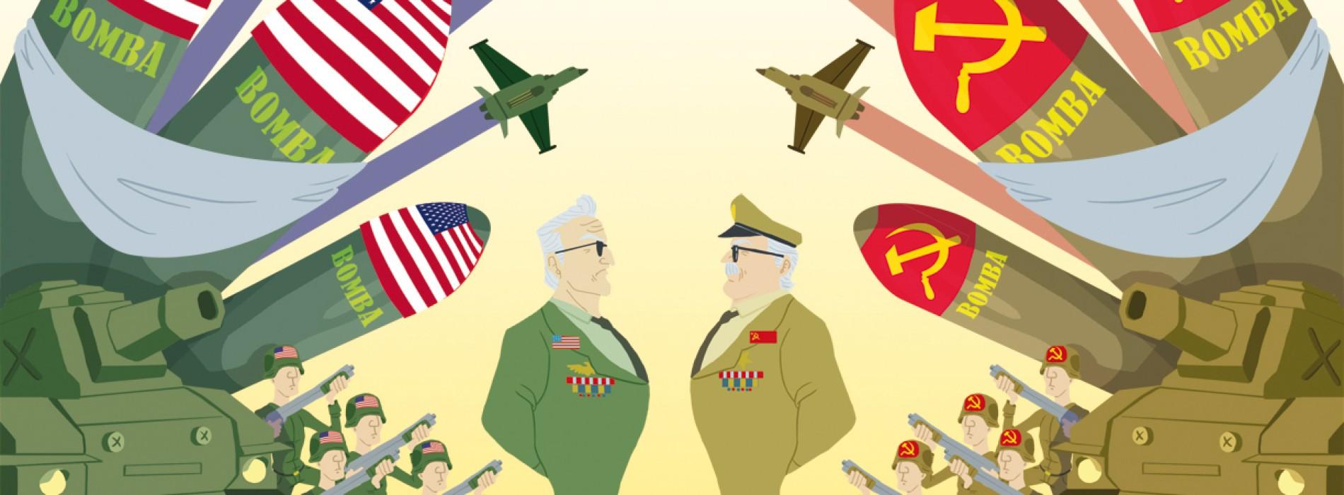 La guerra de ordenamiento mundial