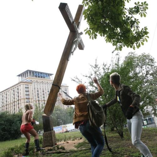 FEMEN vs. la ética de la protesta