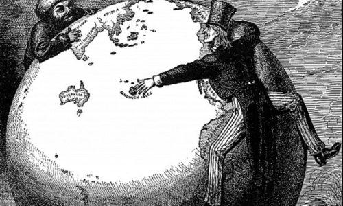 La guerra de ordenamiento mundial: Las metamorfosis del imperialismo