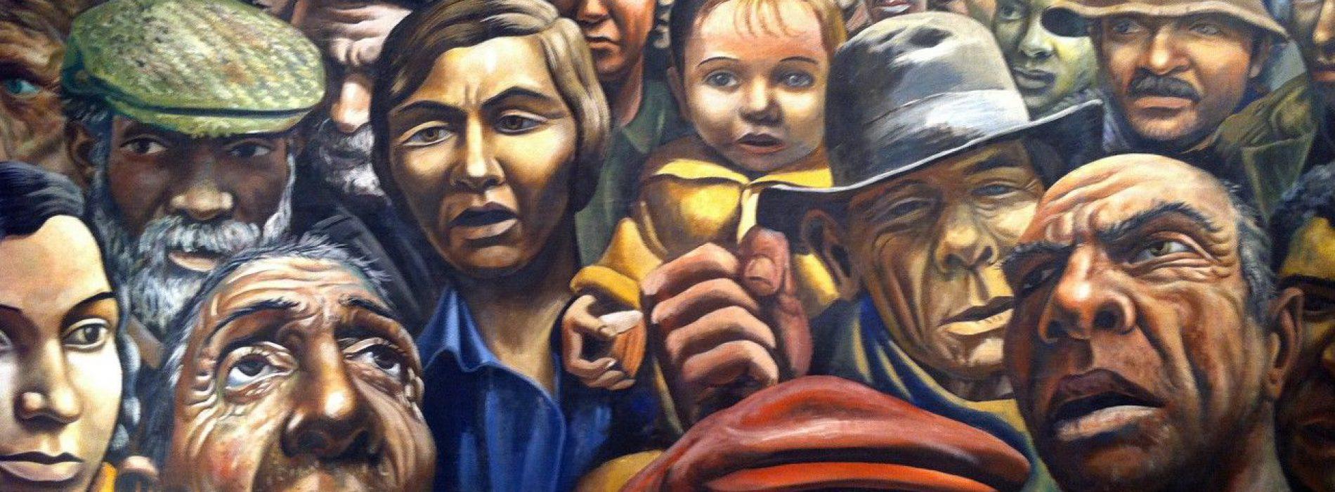 La situación de la clase obrera