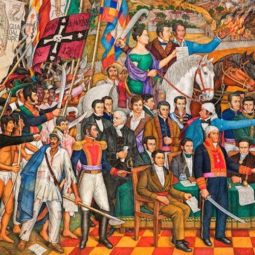 Las revoluciones de Independencia en América Latina